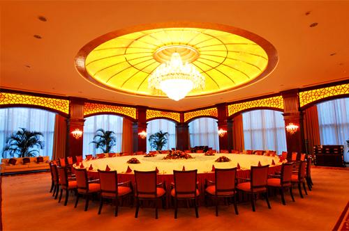 桂苑宴会包厢白鹭厅1