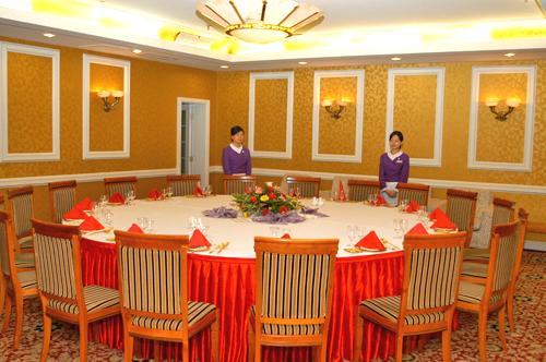 东楼宴会包厢牡丹厅